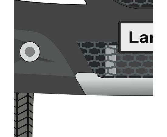 Изделия из дерева (фанеры) Largus Cross векторный чертеж автомобиля в 6 форматах tm-19-8739 купить в твоимодели.рф
