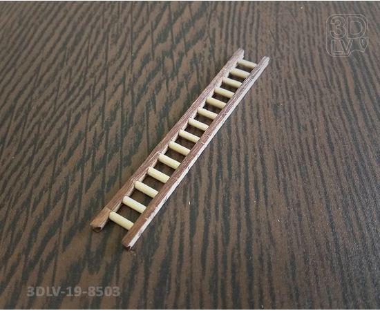 Изделия из дерева МДФ Лестница деревянная для кораблей 1/72 (3DLV-19-8503) tm-19-8503 купить в твоимодели.рф