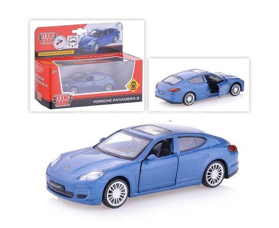 Коллекционные машинки Модель копия машины Porsche Panamera S 1:36 (Технопарк) tm-19-8550 купить в твоимодели.рф