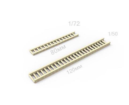Изделия из дерева МДФ Лестница деревянная для кораблей 1/50 (3DLV-19-8504) tm-19-8504 купить в твоимодели.рф