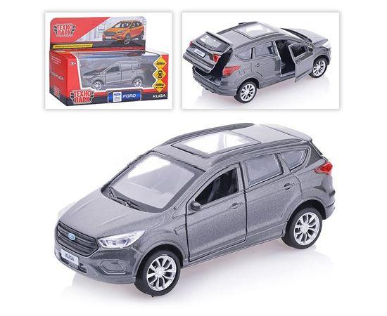 Коллекционные машинки FORD KUGA модель автомобиля Технопарк 1:36 (KUGA-GY) tm09955 купить в твоимодели.рф
