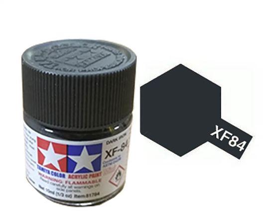 Необходимое для моделей Tamiya 81784 XF-84 Темный метал (Dark Iron) #Краска-acrylic tm00478 купить в твоимодели.рф