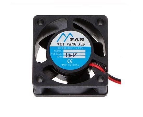 Современная 3D печать Вентилятор 12V 40x40x20мм охлаждения для ПК и 3D, Лазера tm-19-8685 купить в твоимодели.рф