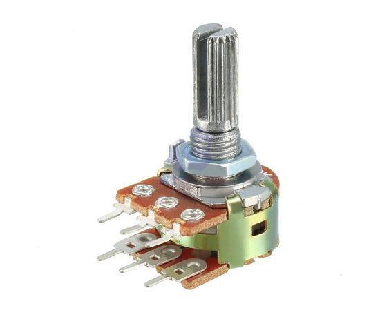 Радиодетали Резистор 250 Kом WH148 потенциометр (подстроечный) tm-19-8813 купить в твоимодели.рф