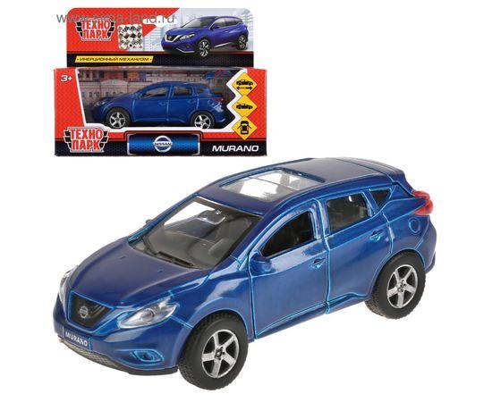 Коллекционные машинки Nissan Murano модель копия автомобиля Технопарк 1:43 [Синий] tm-19-9289 купить в твоимодели.рф