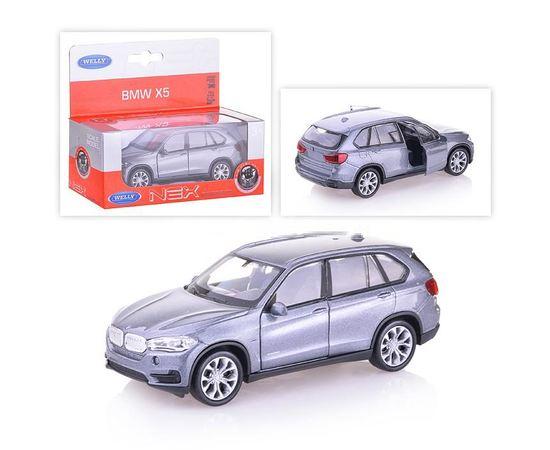 Коллекционные машинки Модель BMW X5 Технопарк 43691 1:43 [Серый] tm-19-9294 купить в твоимодели.рф