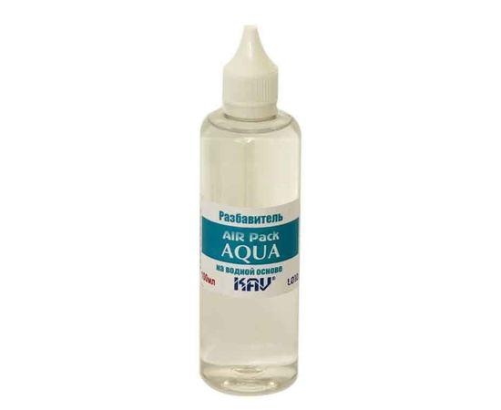 """Необходимое для моделей KAV L010 Разбавитель красок на водной основе """"AQUA"""" AIR Pack 100 мл. tm-19-9311 купить в твоимодели.рф"""