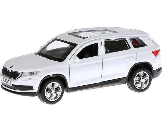 Масштабные модели Автомобиль SKODA KODIAQ Технопарк 1:36 (железная модель) tm-19-9380 купить в твоимодели.рф