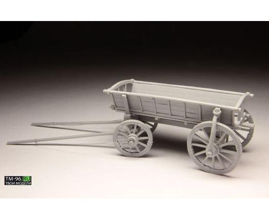 Склеиваемые модели  Stalingrad S-3010 Украинская телега tm01527 купить в твоимодели.рф
