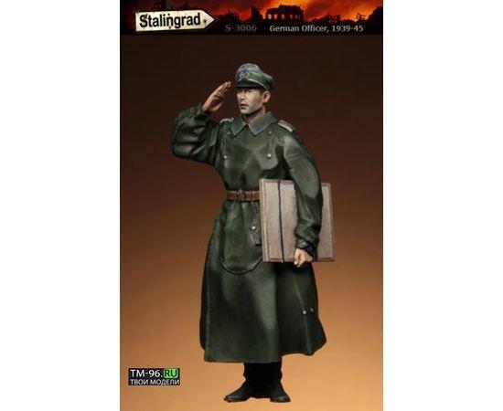Склеиваемые модели  Stalingrad S-3006 Немецкий офицер tm01526 купить в твоимодели.рф