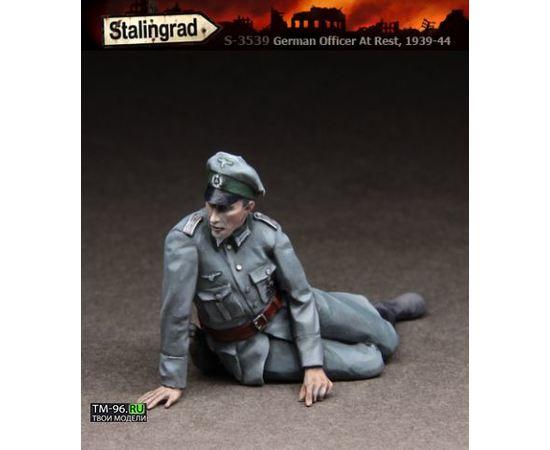 Склеиваемые модели  Stalingrad S-3030 Немецкие пехотинцы на привале 10 фигурок tm01532 купить в твоимодели.рф