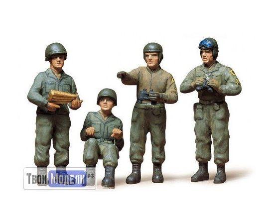 Склеиваемые модели  Tamiya 35004 Американские танкисты tm01445 купить в твоимодели.рф