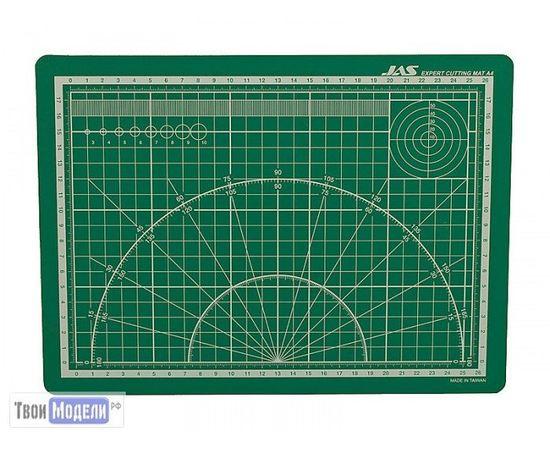 Оборудование для творчества JAS 4504 Коврик для резки 3-х слойный, А4 tm01183 купить в твоимодели.рф