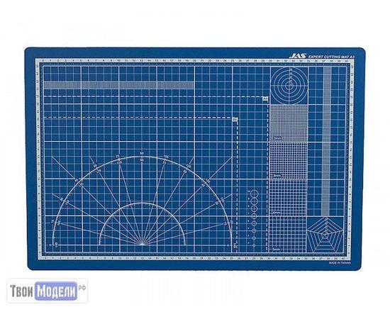 Оборудование для творчества JAS 4513 Коврик для резки 5-ти слойный, А3 tm01153 купить в твоимодели.рф