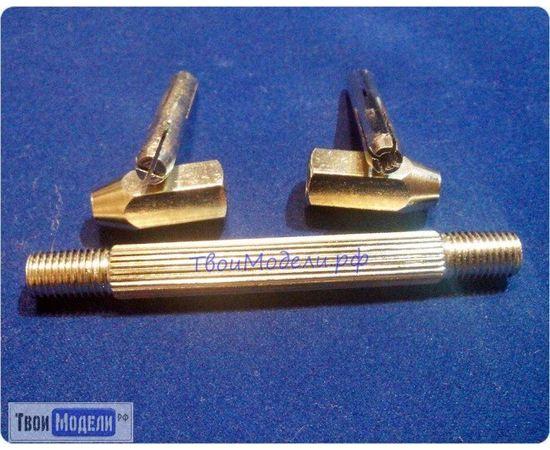 Оборудование для творчества JAS 4202 Микро-дрель ручная 4 зажима tm00976 купить в твоимодели.рф