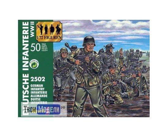 Склеиваемые модели  Rewell 02502 Германская пехота (Вторая мировая война) tm01477 купить в твоимодели.рф