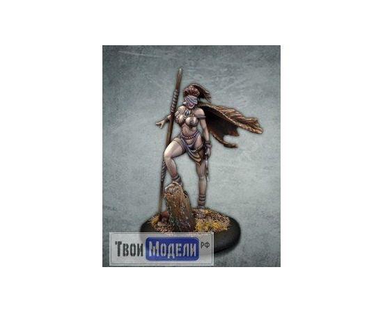 Склеиваемые модели  KD 28146 Воин женщина White Speaker (Фантастика) tm01480 купить в твоимодели.рф