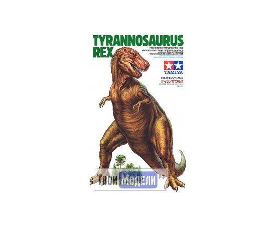 Склеиваемые модели  Tamiya 60203 Тираннозаавр (Tyrannosaurus) REX tm01455 купить в твоимодели.рф