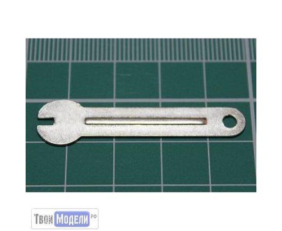 Необходимое для моделей JAS 3511 Ключ 2 мм (Запчасти к аэрографам) tm01001 купить в твоимодели.рф