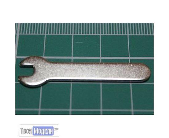 Необходимое для моделей JAS 3514 Ключ 4 мм (Запчасти к аэрографам) tm00994 купить в твоимодели.рф
