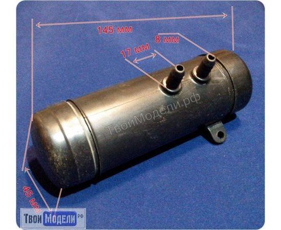 Необходимое для моделей JAS 8432 Ресивер к компрессорам 1207,1210 tm01154 купить в твоимодели.рф