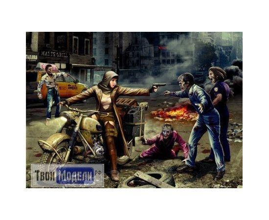 Склеиваемые модели  Master Box 35175 Охотник на Зомби tm01487 купить в твоимодели.рф