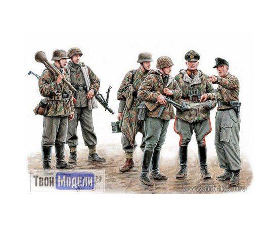"""Склеиваемые модели  MB-35162 Немецкие военные """"Остановим их здесь"""" tm01502 купить в твоимодели.рф"""