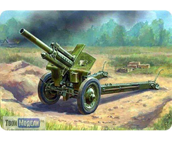 Склеиваемые модели  zvezda 3510 Звезда М-30 122-мм Советская гаубица tm01219 купить в твоимодели.рф