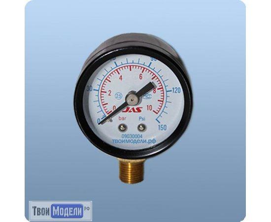 Необходимое для моделей JAS 1803 Манометр 0-10 кг/см2 tm01029 купить в твоимодели.рф