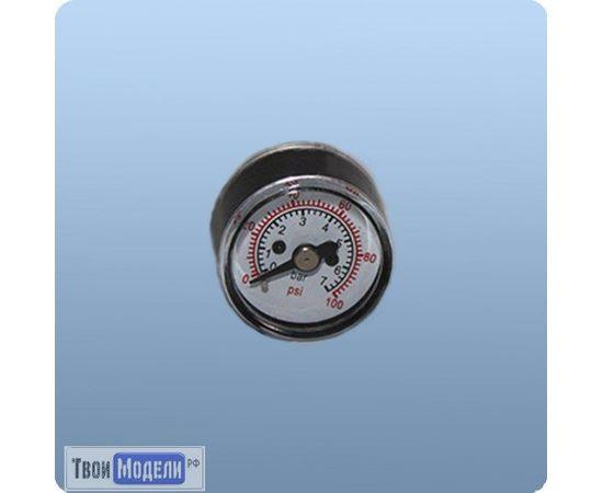 Необходимое для моделей JAS 1802 Манометр 0-7 кг/см2 (малый) tm01009 купить в твоимодели.рф