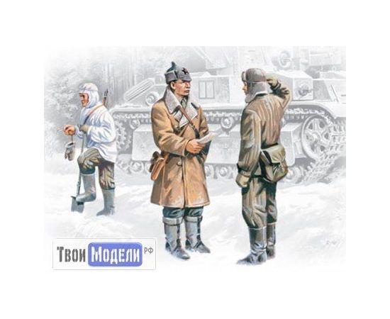 Склеиваемые модели  ICM 35051 Пехота Красной Армии (1939-42) tm01305 купить в твоимодели.рф
