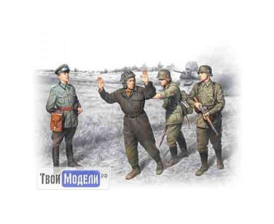 Склеиваемые модели  ICM 35391 Операция «Барбаросса», 22 июня 1941 г. tm01309 купить в твоимодели.рф