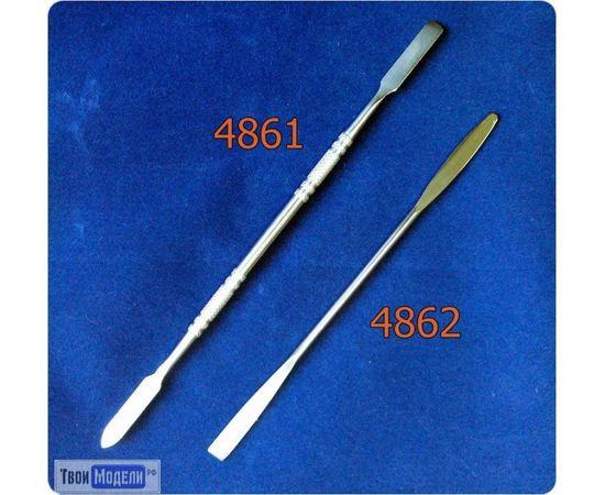 Масштабные модели JAS 4862 Шпатель 2-х сторонний 155 мм tm01094 купить в твоимодели.рф