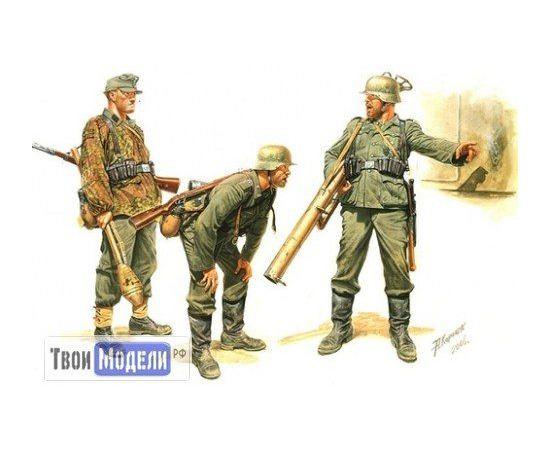 Склеиваемые модели  Master Box 3515 Немецкая противотанковая группа tm01486 купить в твоимодели.рф