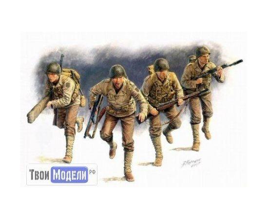 """Склеиваемые модели  Master Box 3520 Операция """"Оверлорд"""" в Нормандии 6 июня 1944г. tm01489 купить в твоимодели.рф"""