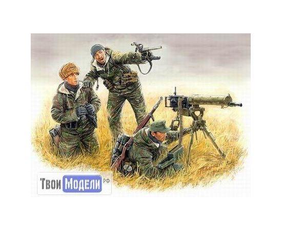 Склеиваемые модели  Master Box 3526 Немецкий пулеметный расчет (MG-08) tm01493 купить в твоимодели.рф