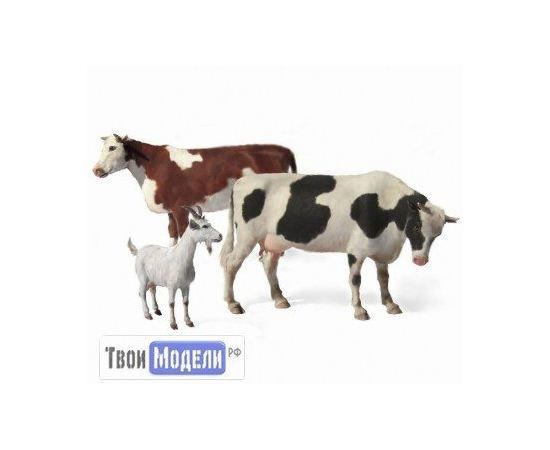 Склеиваемые модели  Master Box 3566 Домашние животные tm01498 купить в твоимодели.рф
