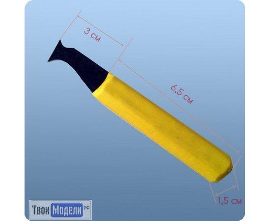 Оборудование для творчества ТМ-3896 Скрайбер двойной, с ручкой 6,5 см tm01179 купить в твоимодели.рф