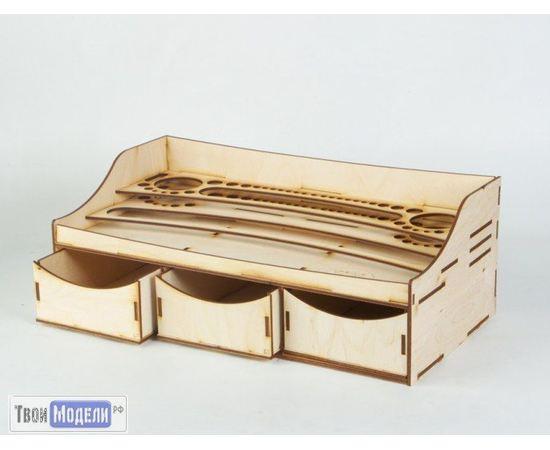 Оборудование для творчества VM Models М3981 Рабочая станция №3 для моделистов tm01185 купить в твоимодели.рф