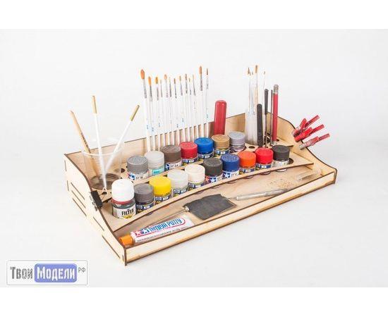 Оборудование для творчества VM Models М3982 Рабочая станция №1 для моделистов tm01160 купить в твоимодели.рф