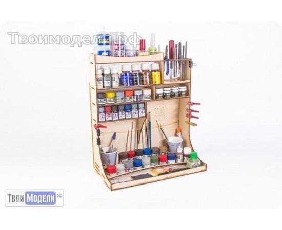 Оборудование для творчества VM Models М3986 Полка №1 для моделистов tm01143 купить в твоимодели.рф