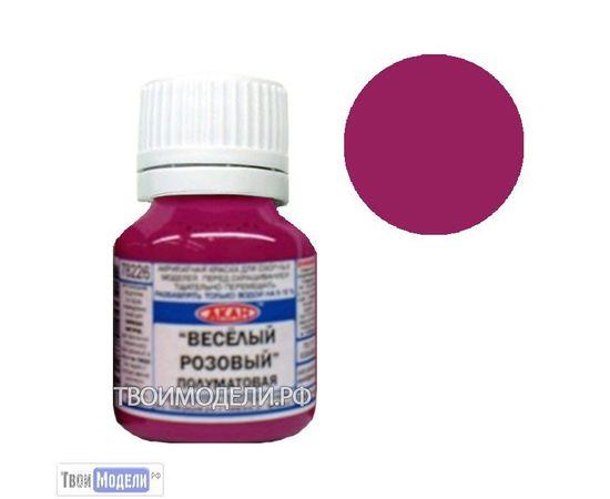 """Необходимое для моделей АКАН 78226 """"Весёлый розовый"""" краска """"Аниме"""" # Краска tm00825 купить в твоимодели.рф"""