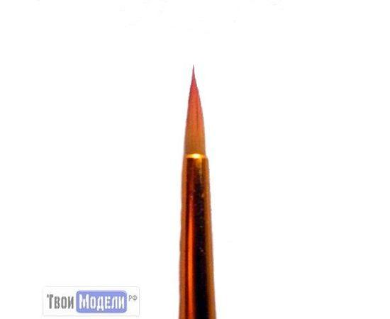 Оборудование для творчества Кисть №2 круглая ( нейлон ) tm01071 купить в твоимодели.рф