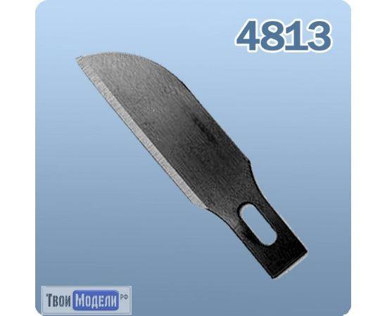 Оборудование для творчества JAS 4813 Набор лезвий к ножу  0,6 х 6 х 38 мм 6 шт. tm01089 купить в твоимодели.рф