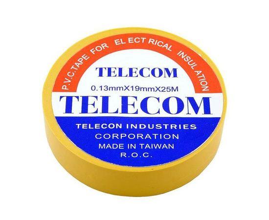 RC Гараж  Изолента Telecom в ассортименте 0,13мм х 19мм х 25М tm01263 купить в твоимодели.рф