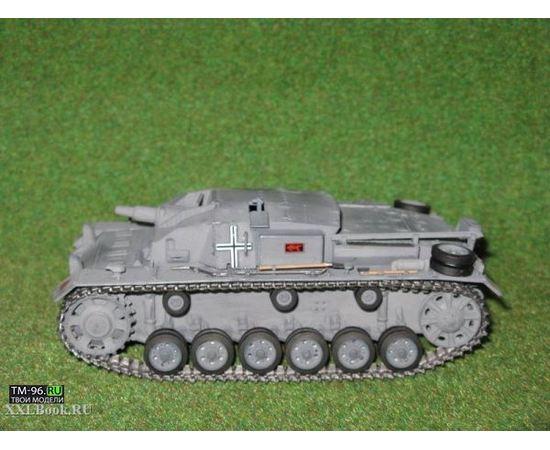 Склеиваемые модели  zvezda 6155 Звезда Stug-III Ausf.B Немецкое штурмовое орудие tm01227 купить в твоимодели.рф