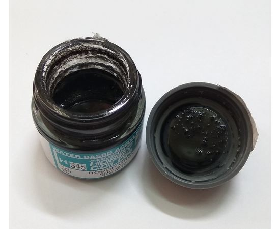 Необходимое для моделей Hobby Color H345 Тёмно-Серая 10мл (А) (М) # Краска акриловая tm01204 купить в твоимодели.рф