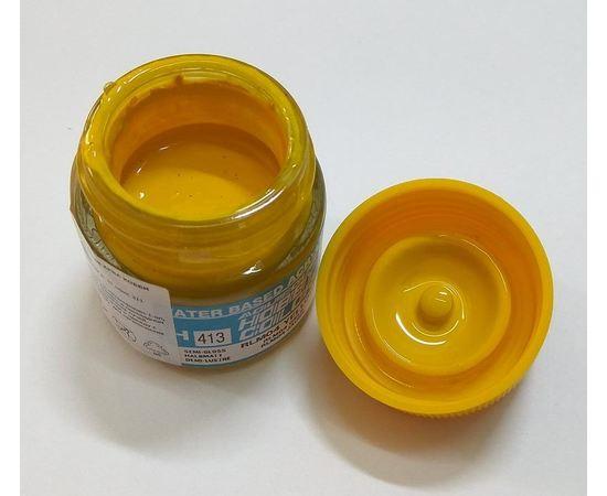 Необходимое для моделей Hobby Color H413 RLM04 Жёлтый 10мл (А) (ПМ) # Краска акриловая tm01200 купить в твоимодели.рф