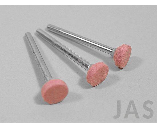 Оборудование для творчества JAS 2342 Насадка шлифовальная, оксид алюминия, диск, 20 х 3 мм tm00906 купить в твоимодели.рф