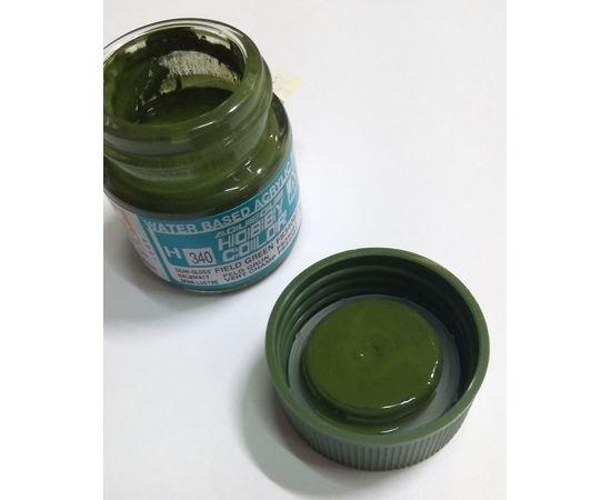 Необходимое для моделей Hobby Color H340 FS34097 Полевой Зелёный # Краска акриловая tm01209 купить в твоимодели.рф